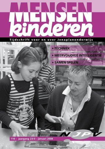 techniek • Meervoudige intelligentie • SaMen Spelen - Nederlandse ...