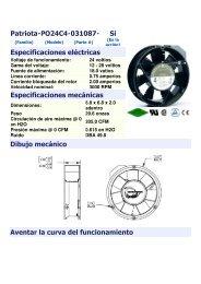 Patriota -PQ24C4 -031087 - Fusibles y Semiconductores ...