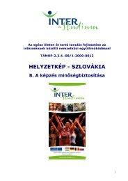 A képzés minőségbiztosítása - inter-studium.hu