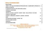 Barkarte magma Bar & Lounge (PDF) - Bad Schinznach AG