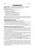 Hlas Loštic - zima 2012 - Loštice - Page 4
