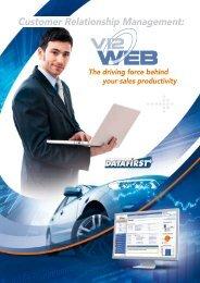 Customer Relationship Management: - DataFirst