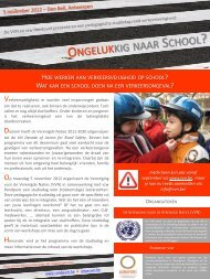 Download hier de flyer voor meer informatie - Steunpunt ...