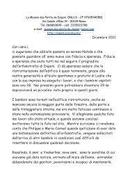 La Maison des Petits de Diquini ONLUS.pdf - Masci