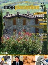 FEBBRAIO 2012 N.10 - Case Piacentine