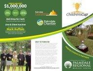 $1,000,000 - Palmdale Chamber of Commerce