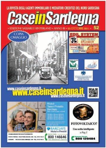 CaseinSardegna N¡52 - Caseinsardegna.it