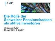 Referat von Christoph Ryter - Inrate