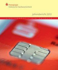 jahresbericht 2011 - Ostdeutscher Sparkassenverband