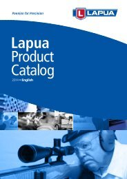 Passion for Precision 2014 • English - Lapua