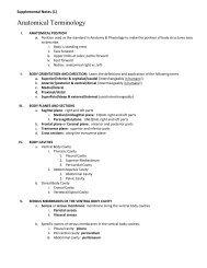 Supplemental Notes 1