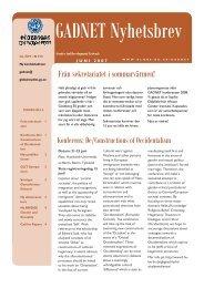 nyhetsbrev juni 07 - Lunds universitet