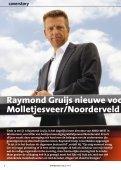 Raymond Gruijs nieuwe voorzitter Molletjesveer ... - Zaanbusiness - Page 6
