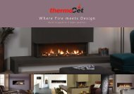 Where Fire meets Design - IMPORCHAMA