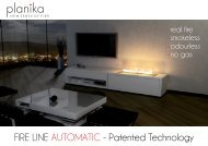 FIRE LINE AUTOMATIC - Patented Technology - IMPORCHAMA