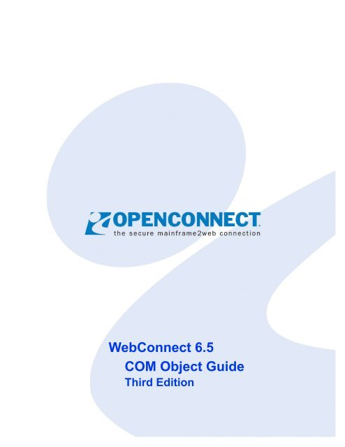 Webconnect user guide.