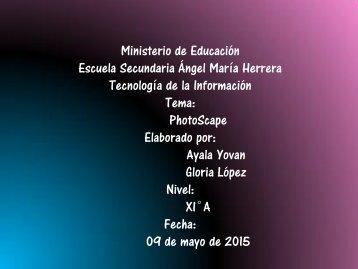 PhotoScape 1127
