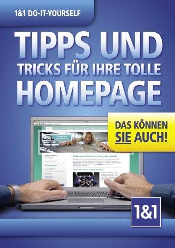 1und1_Do-It-Yourself_Schnellstart-Anleit[...] - 1&1 Vertriebspartner ...