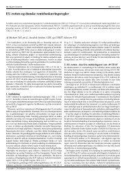 EU-retten og danske rentebeskæringsregler - Corit Advisory