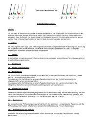 Deutscher Skatverband e.V. Schiedsrichterordnung Vorwort ... - DSkV