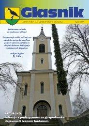 Glasnik april 2009 - Občina Škofljica