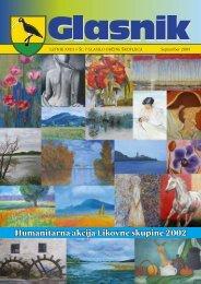 Glasnik september 2009 - Občina Škofljica