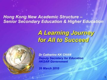 Catherine Chan Ka Ki presentation (pdf) - Internationalising Higher ...