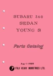 sedan - Steve's 1970 Subaru 360 Young