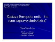 Zastava Europske unije - Å¡to nam zapravo simbolizira?