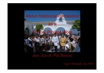 2_Historical Recreation (Pepe Juan)