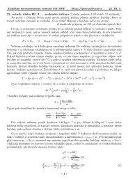 22. ročník, úloha III . 3 ... zachraňte hélium (3 body; průměr 2 ... - Fykos