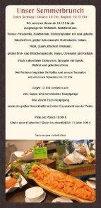 Gasthaus Weiß - Sommer 2015 - Seite 2