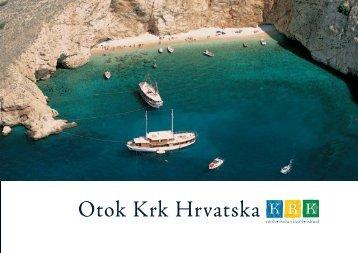 Otok Krk Hrvatska - Turistička zajednica otoka Krka