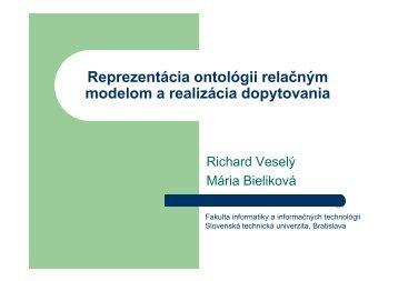 presentation - Znalosti 2008