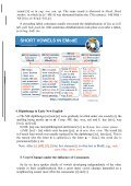 SHORT VOWELS IN EModE - The History of the English Language - Page 7