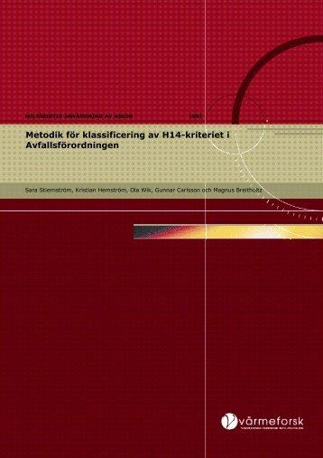 Rapport 1092.pdf - energiaskor.se