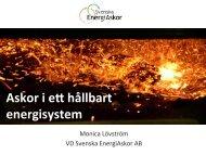 Läs föredraget här - energiaskor.se
