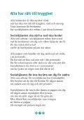 Socialtjänstlagen, lättläst - Page 7