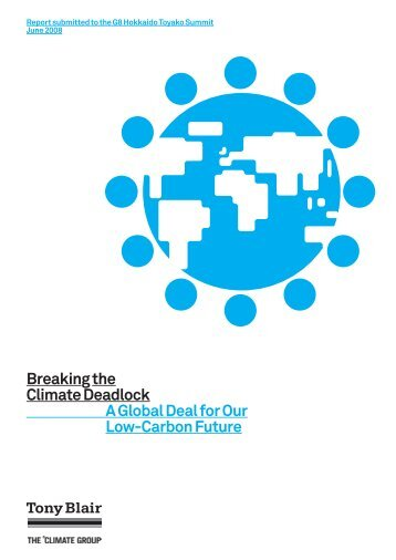 Breaking the Climate Deadlock A Global Deal for Our Low-Carbon ...
