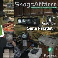 Skogsaffärer nr 1:2006 - Rörvik Timber