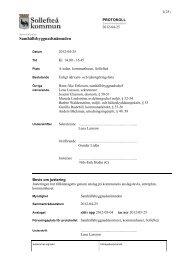 Samhällsbyggnadsnämnden 2012-04-25.pdf - Sollefteå kommun