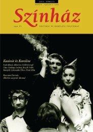2005. április - Színház.net