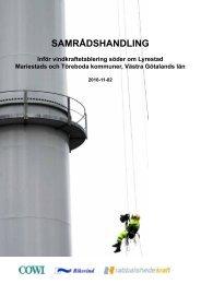 SAMRÅDSHANDLING - Rabbalshede Kraft