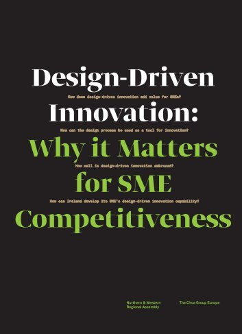 Design-Driven Innovation-Why it Matters for SME Competitiveness