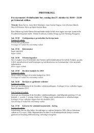 27. oktober, Grimstad - Friluftsrådet Sør