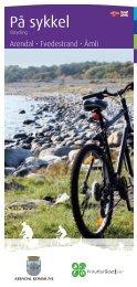 På sykkel - Friluftsrådet Sør