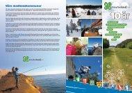 Jubileumsbrosjyre 2011 - Friluftsrådet Sør