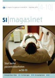SI Magasinet nr 4-2010 - Sykehuset Innlandet HF