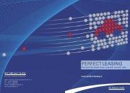 Brosura PERFECT LEASING - Ivas