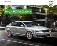 catalog skoda octavia - ÅKODA Auto Moldova